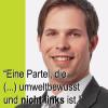 """""""Eine Partei, die (...) nicht links ist"""""""